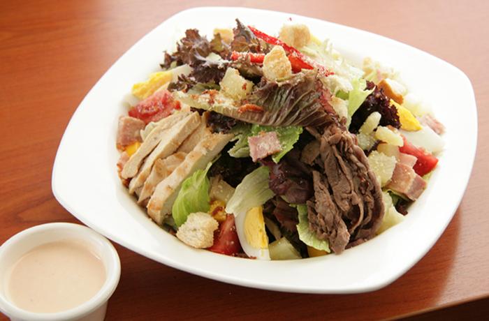 Bermuda Triangle Salad