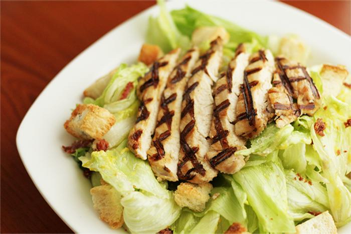 Emperor Caesar's Salad