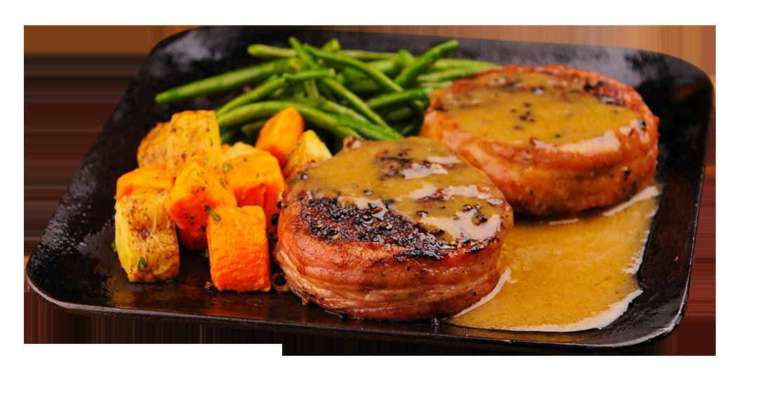 Gold medal steak