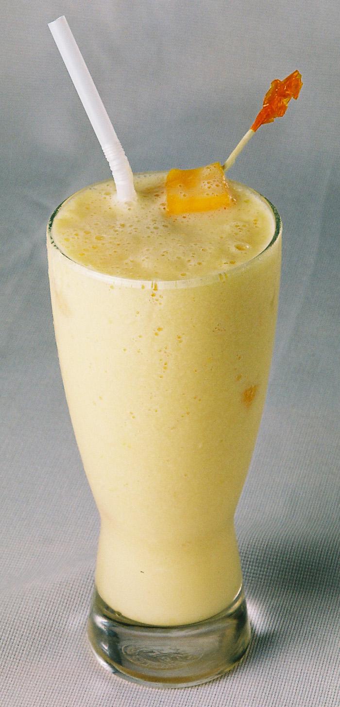 Yellow Mango Shake